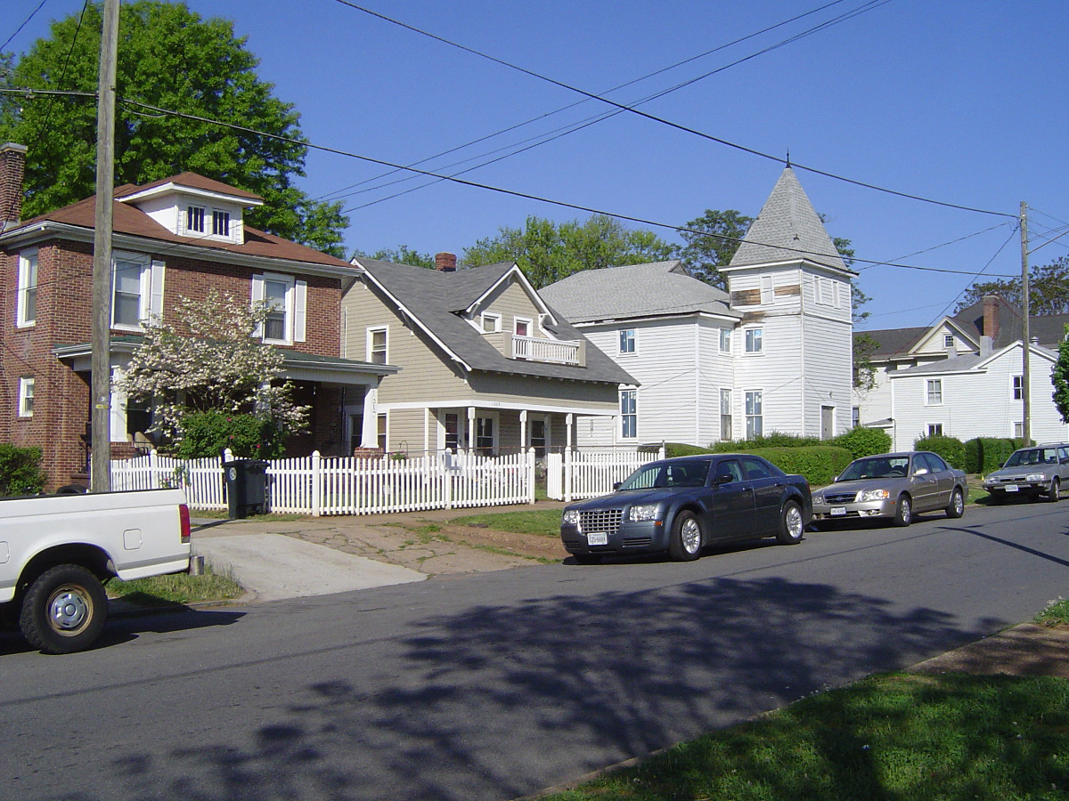 Pierce Street Historic District