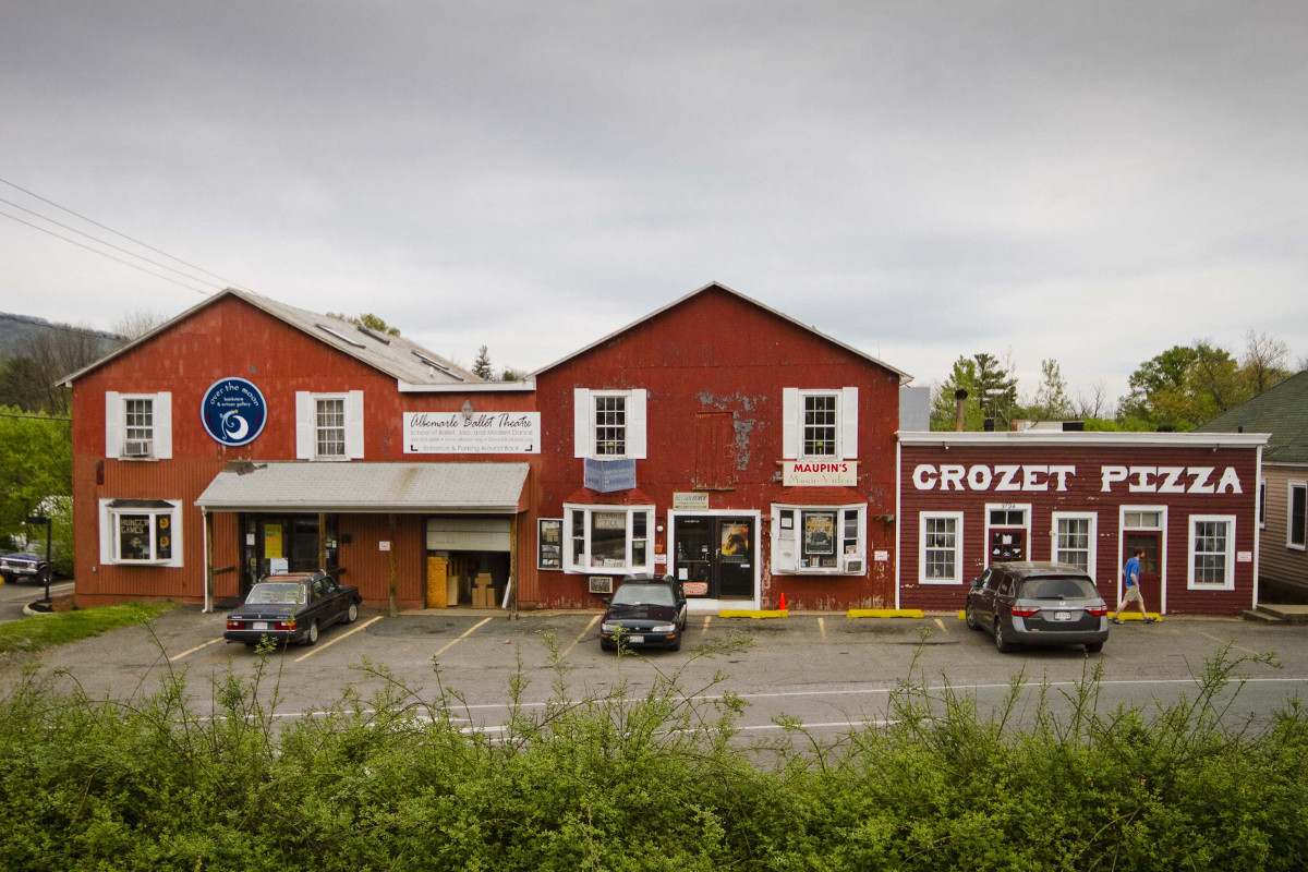 Crozet Historic District