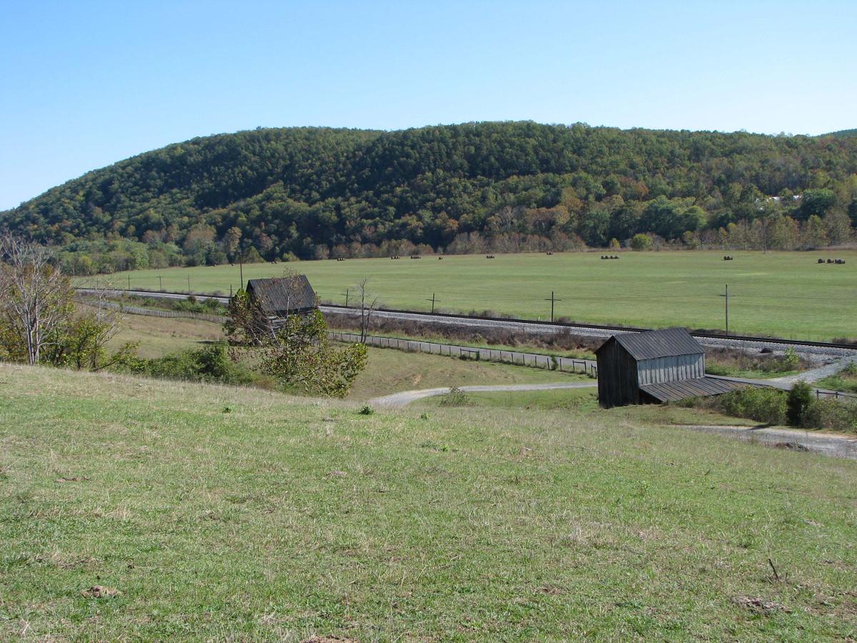 Galts Mill Complex