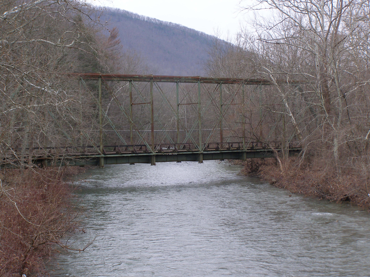 Wolf Creek Bridge