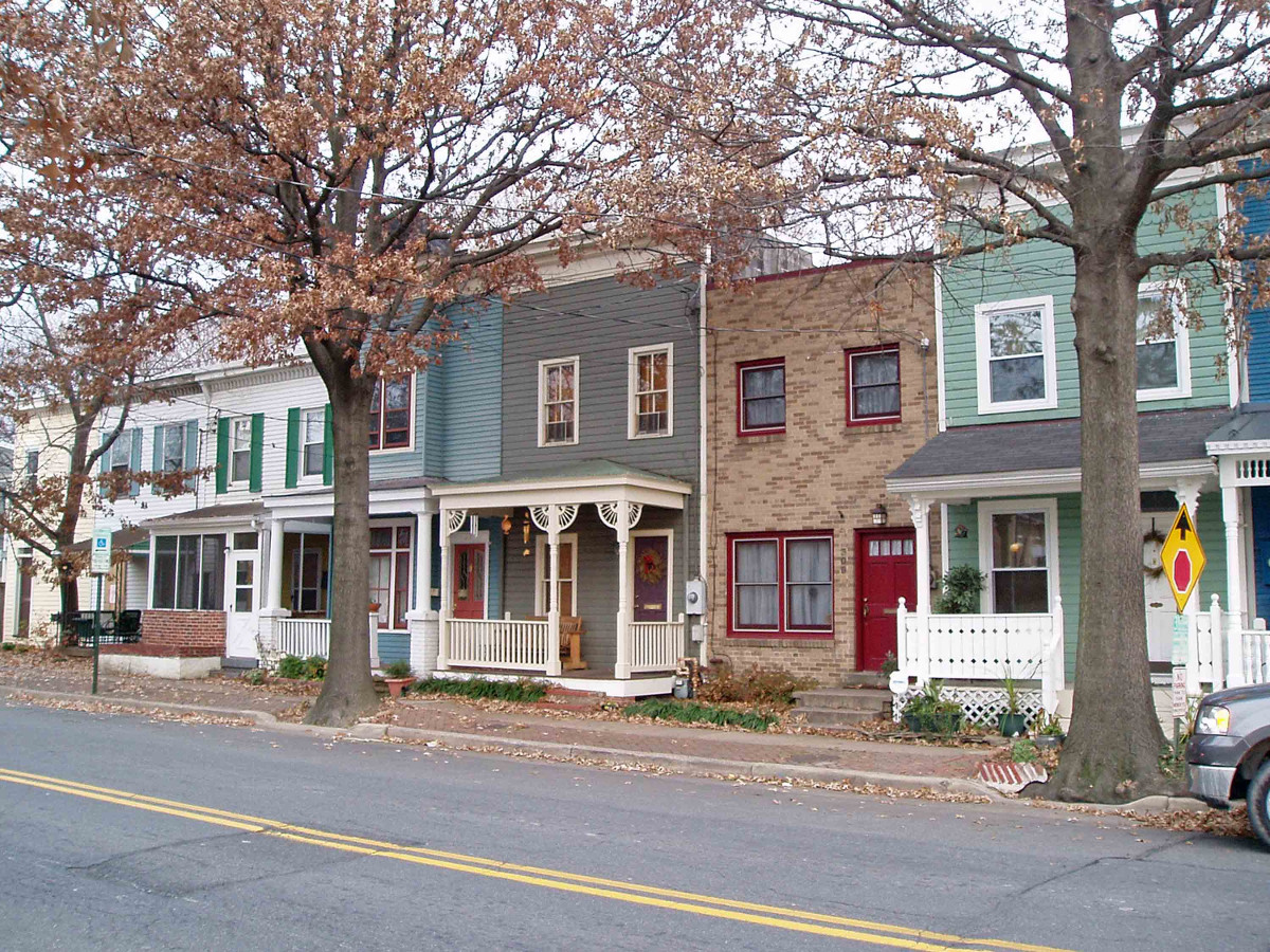 Uptown/Parker-Gray Historic District