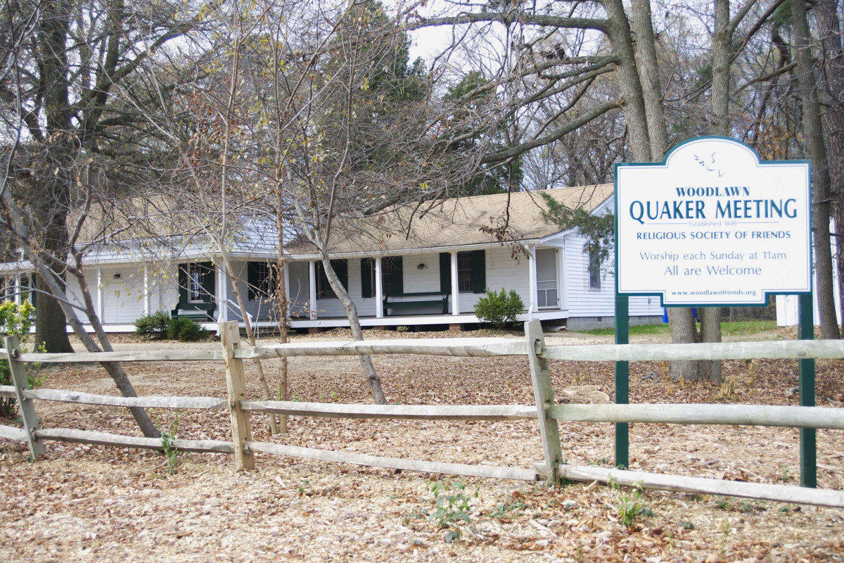 Woodlawn Quaker Meeting House