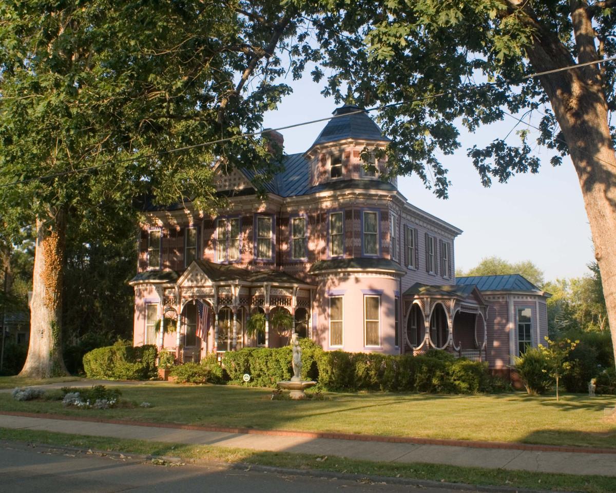 E. L. Evans House