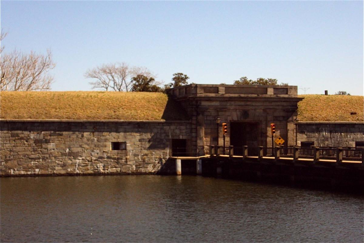 Fort Monroe (Stone Fort)