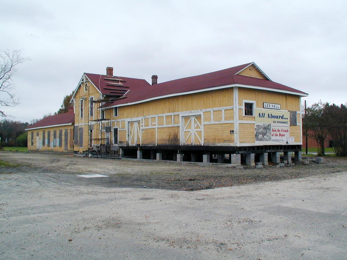 Lee Hall Depot