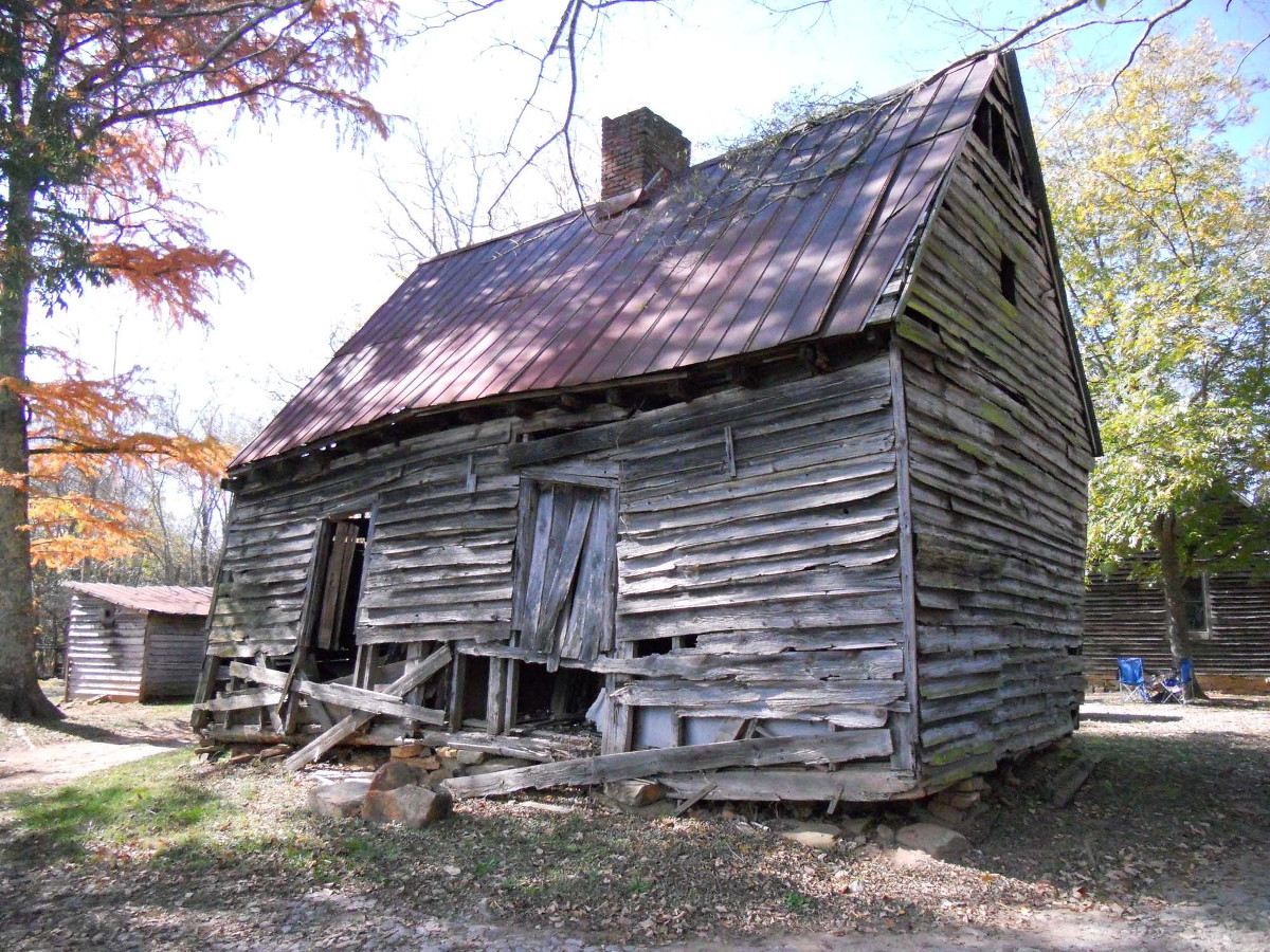 Robert Russa Moton Boyhood Home