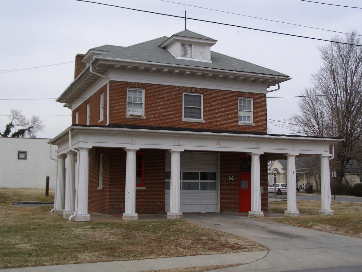 Fire Station No. 5
