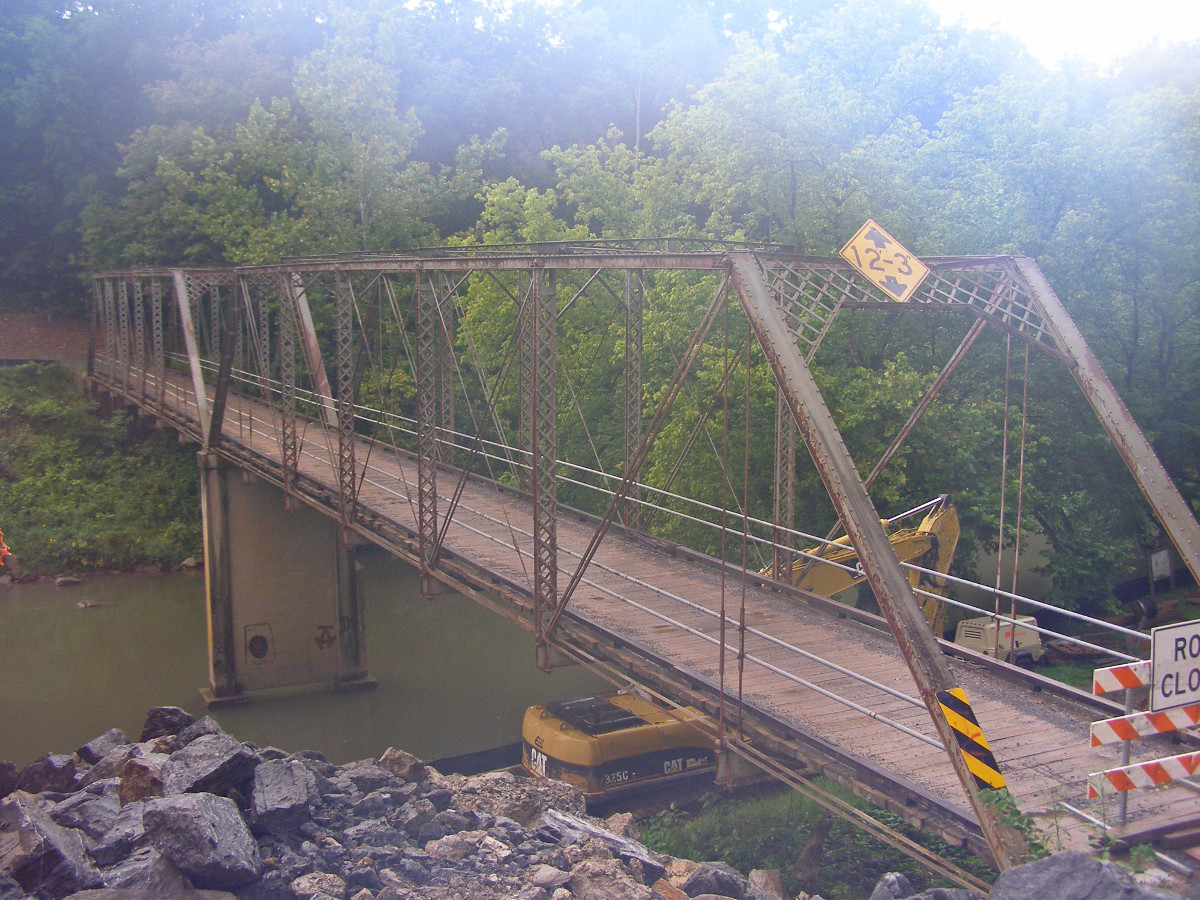 Blackford Bridge (Pucketts Hole Bridge)