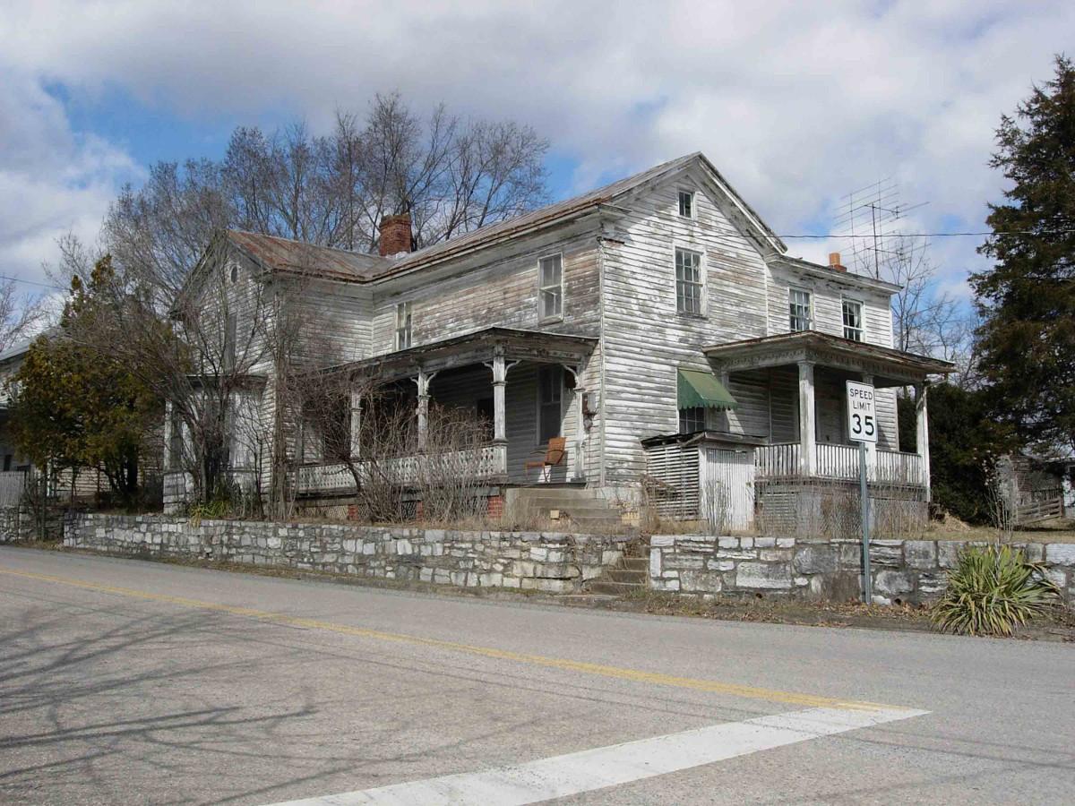 Forestville Historic District