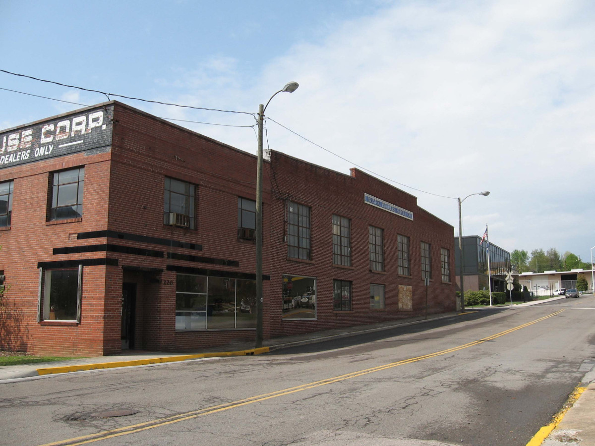 Bristol Warehouse Historic District