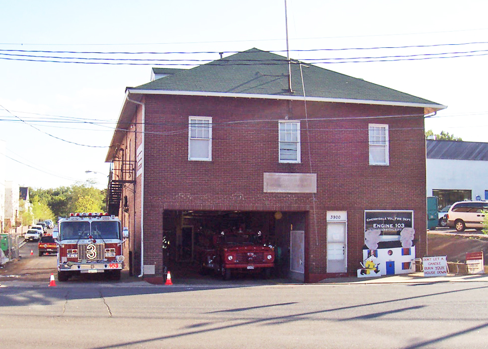 Cherrydale Volunteer Fire House