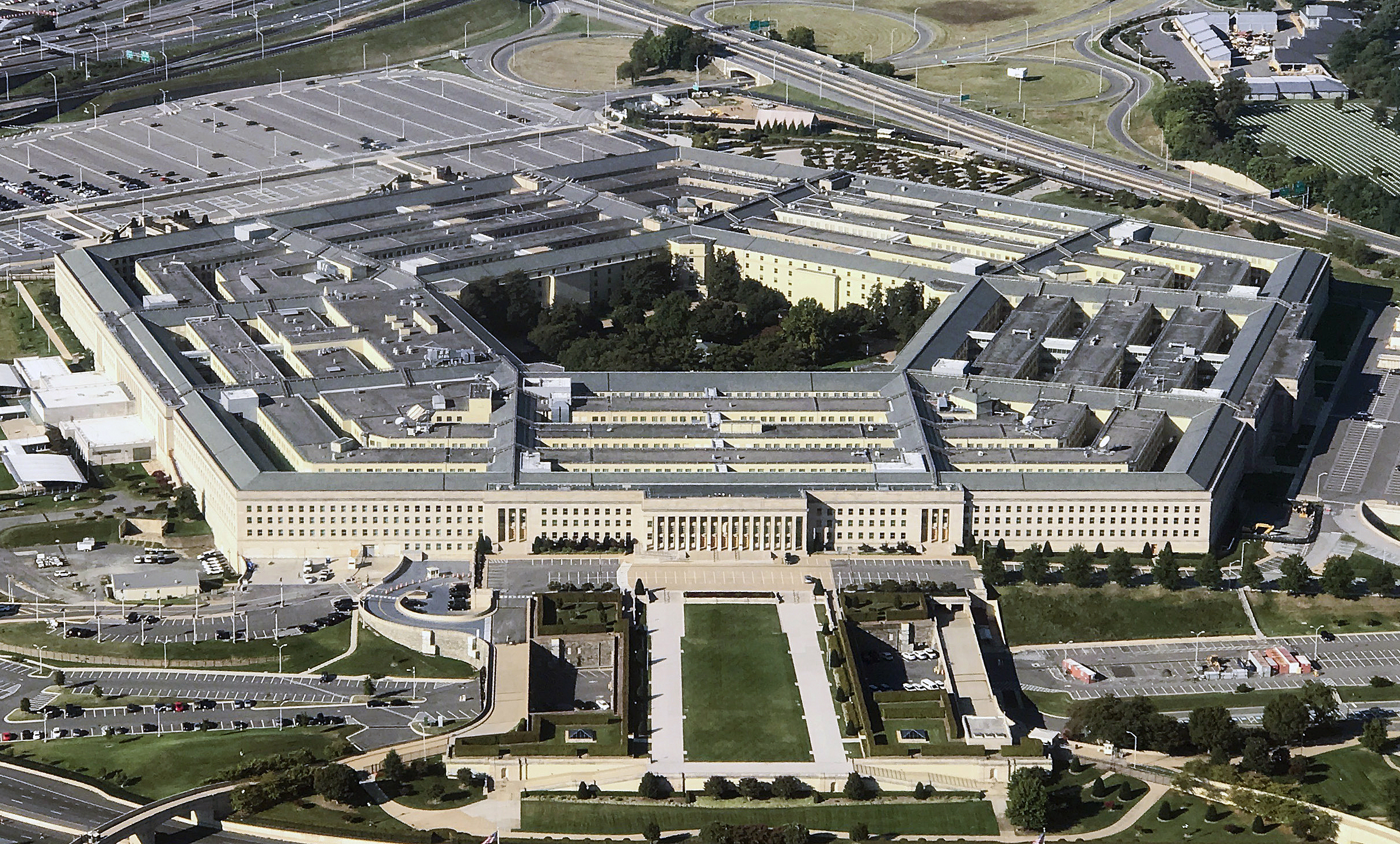 Pentagon Office Building Complex (The Pentagon)
