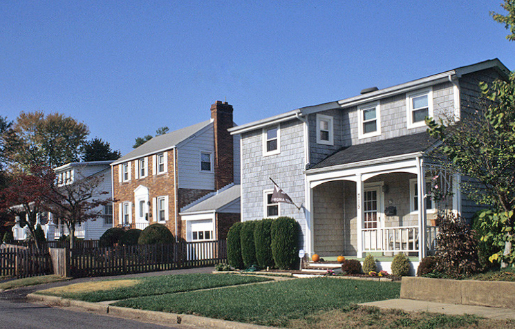 Historic Residential Suburbs in the United States, 1830-1960 MPD