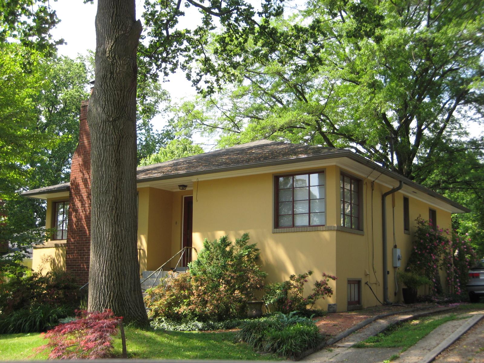 DHR – Virginia Department of Historic Resources » 000-9712 Apartment