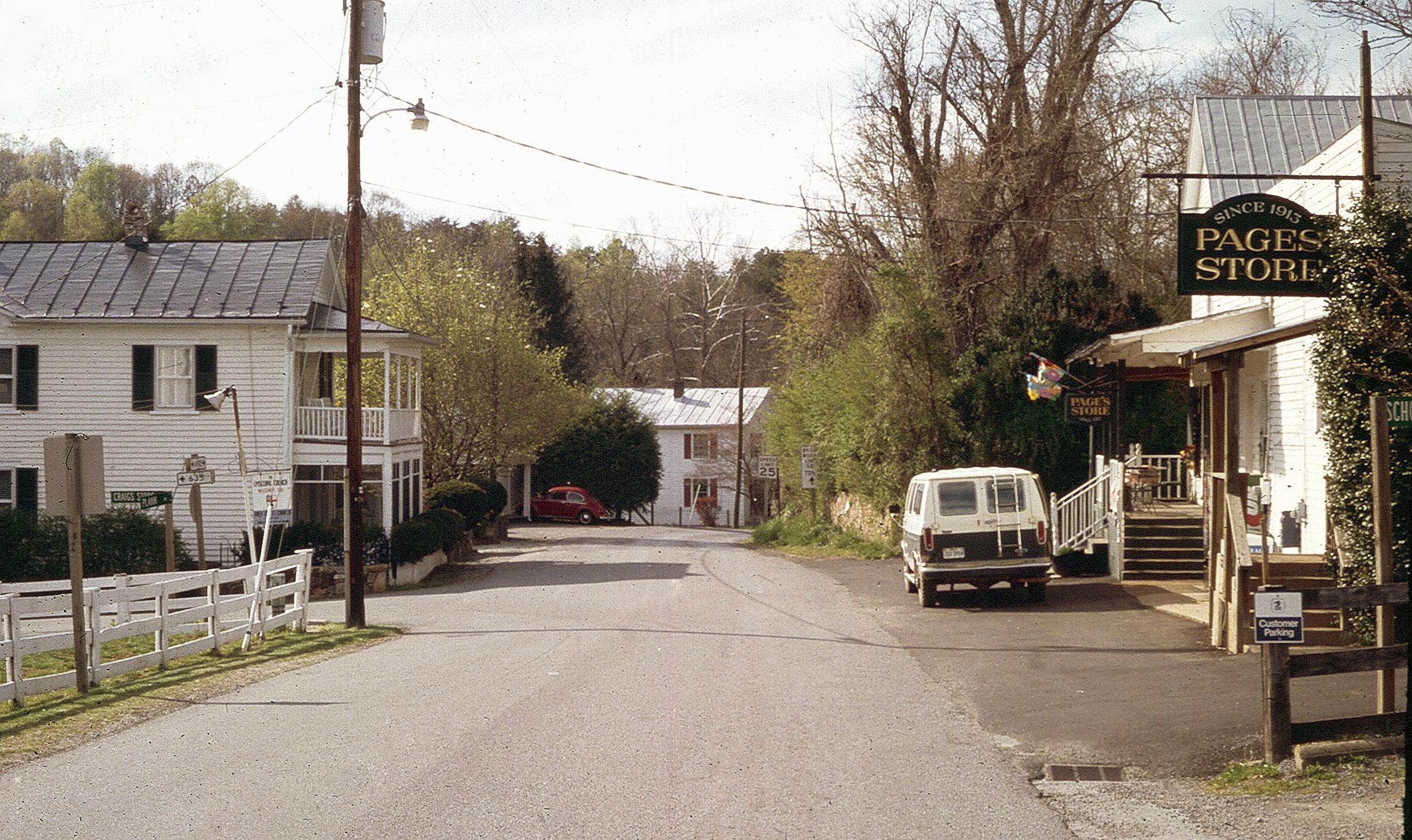Batesville Historic District
