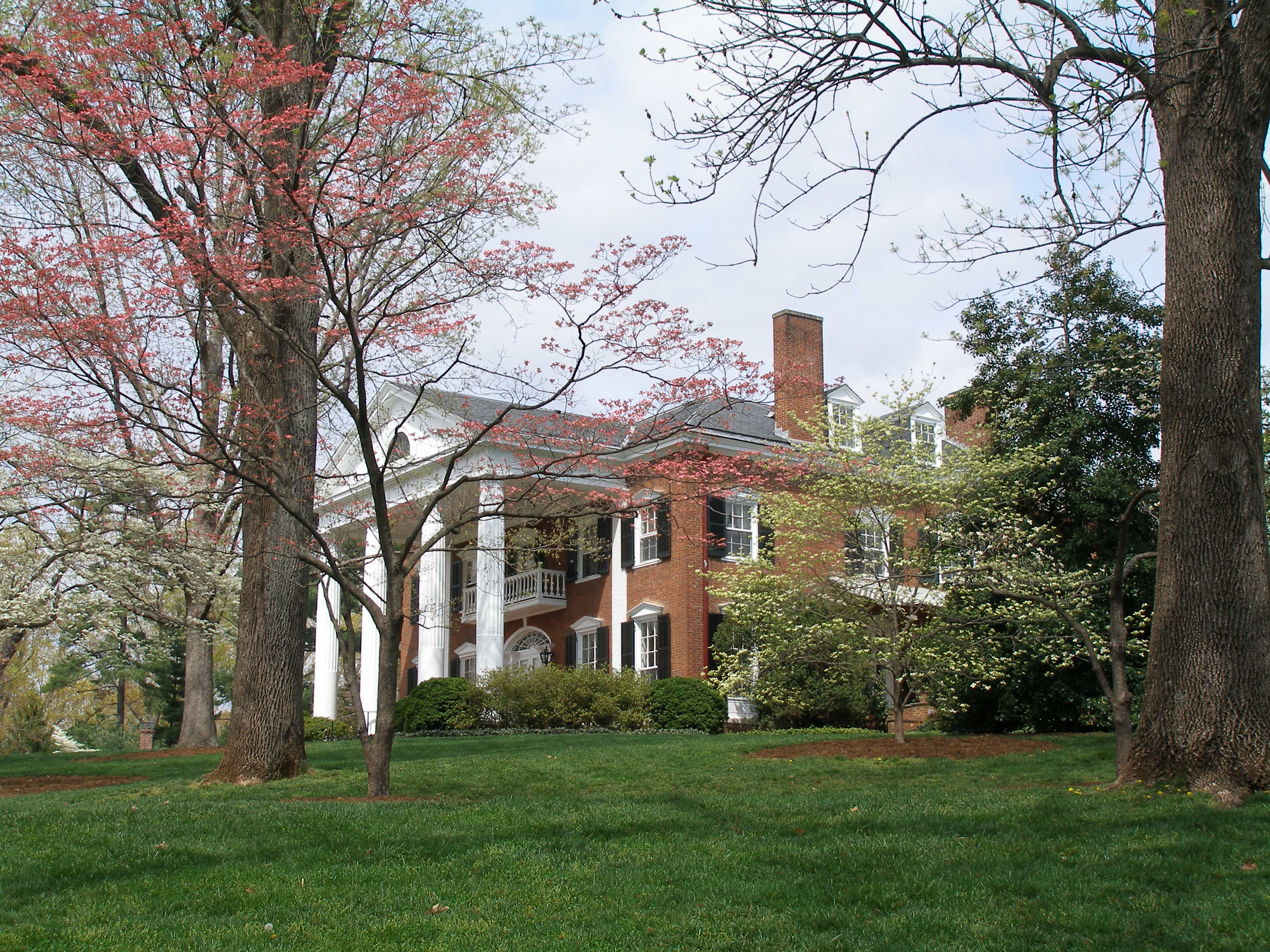Carr's Hill / University of Virginia President's House