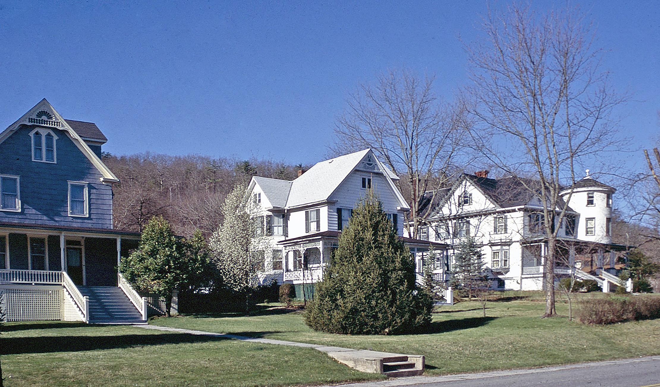 Rosedale Historic District