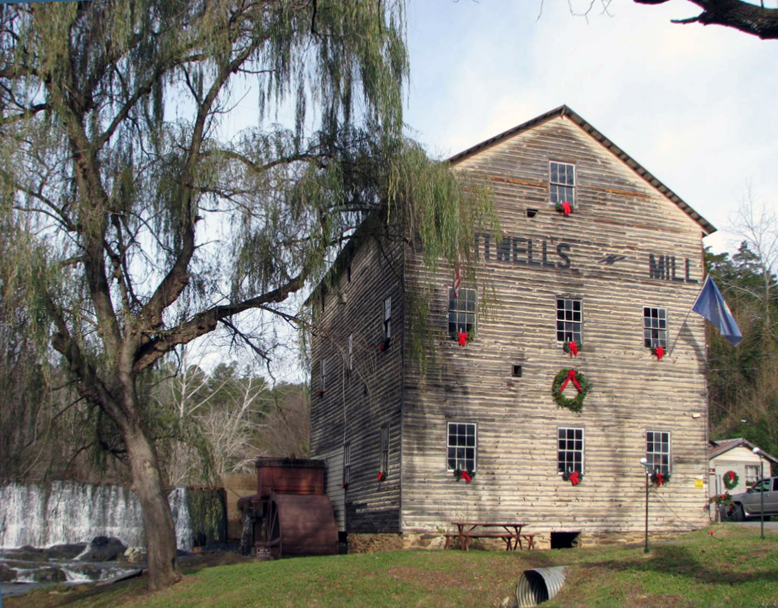 Brightwells Mill Complex