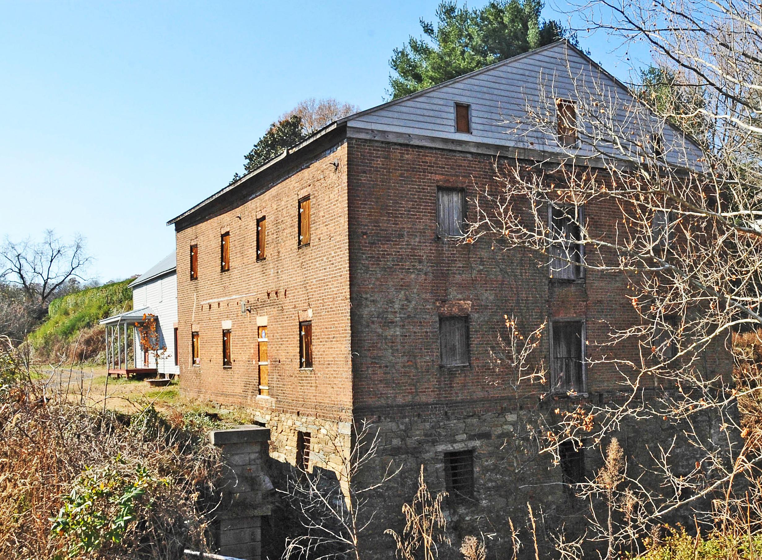Galt's Mill Complex
