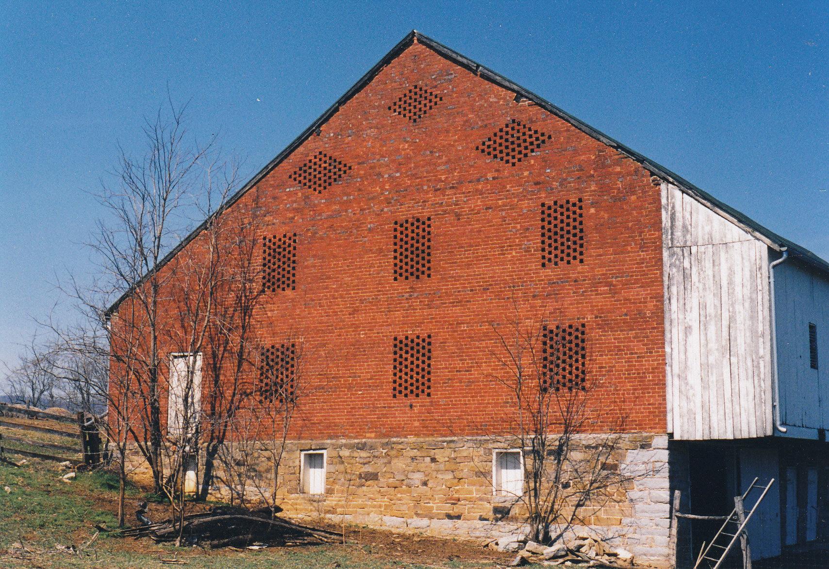 Henry Mish Barn
