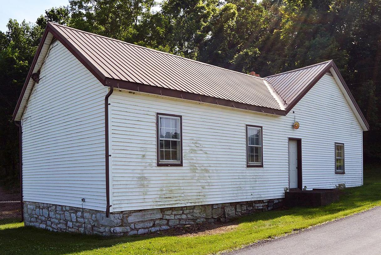 Moffatt's Creek Schoolhouse