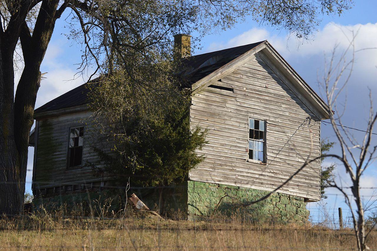 Mount Meridian Schoolhouse