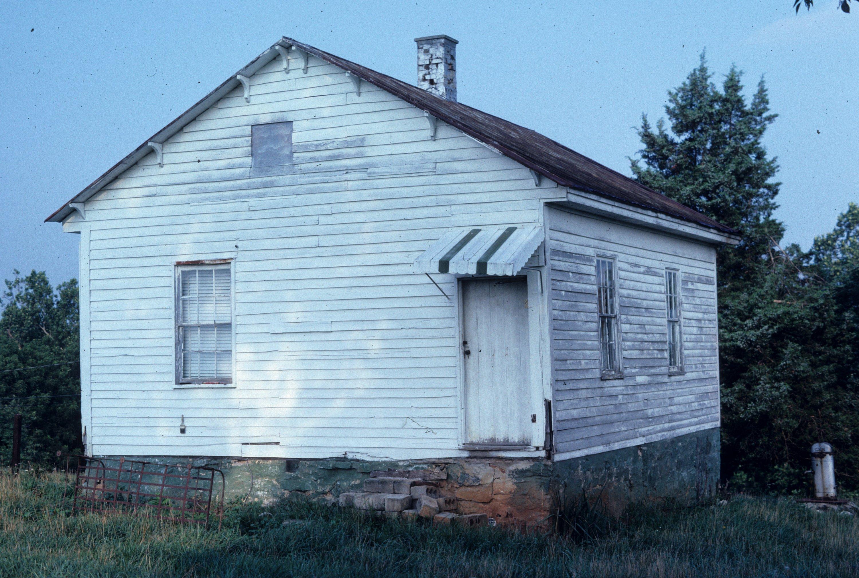 Public Schools in Augusta County 1870-1940 MPD