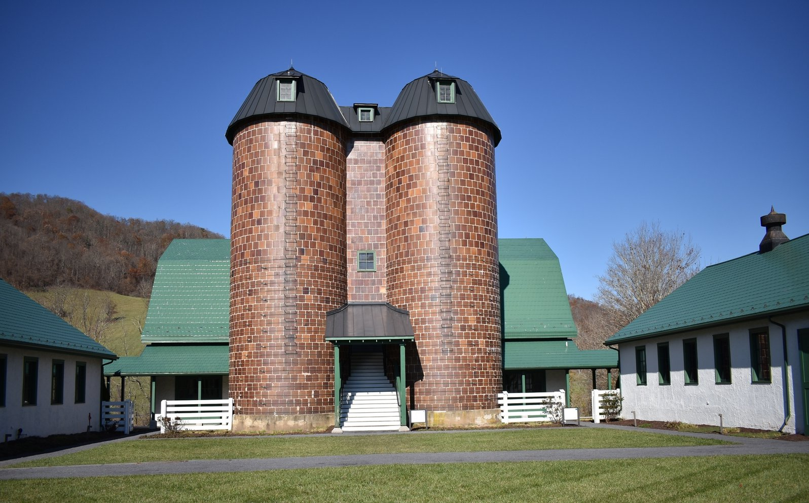 Homestead Dairy Barns