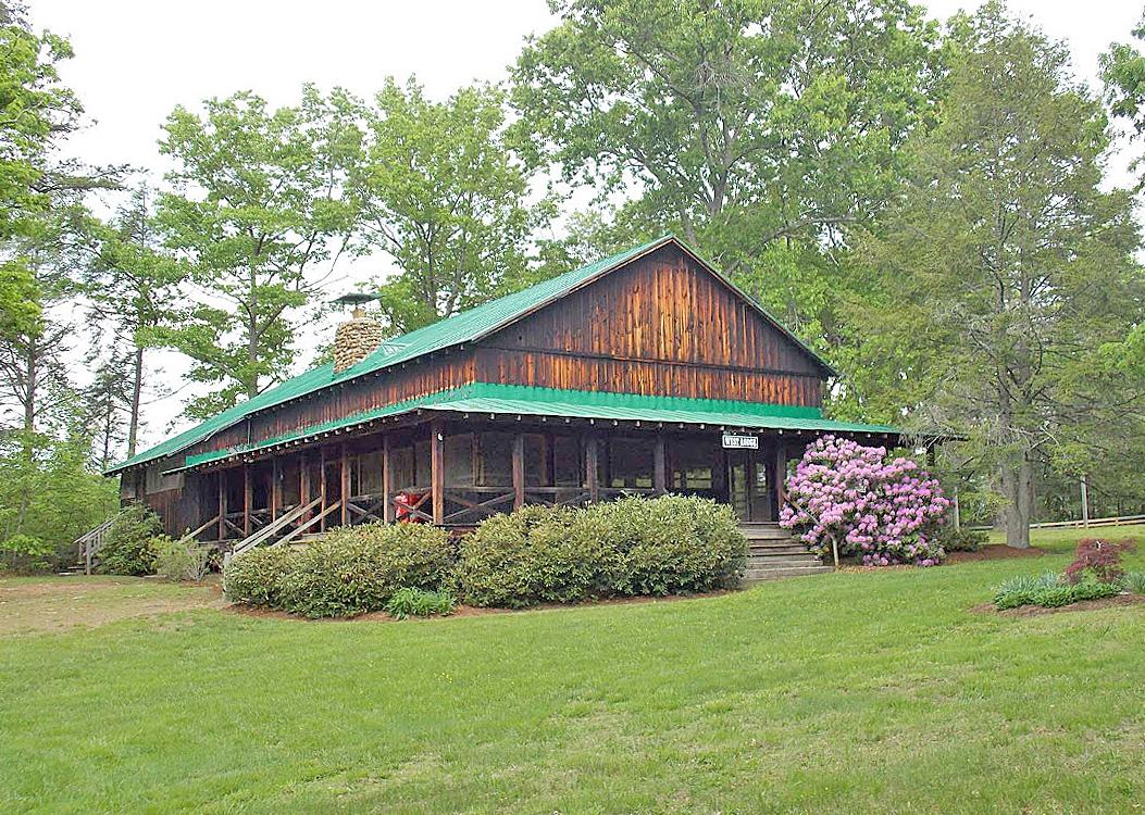 Camp Mont Shenandoah Historic District