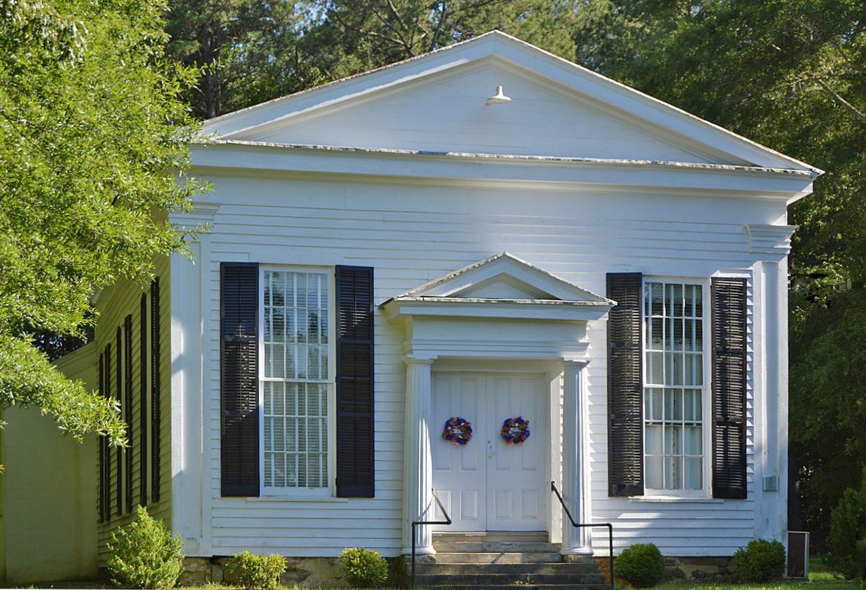 Rocky Run Methodist Church