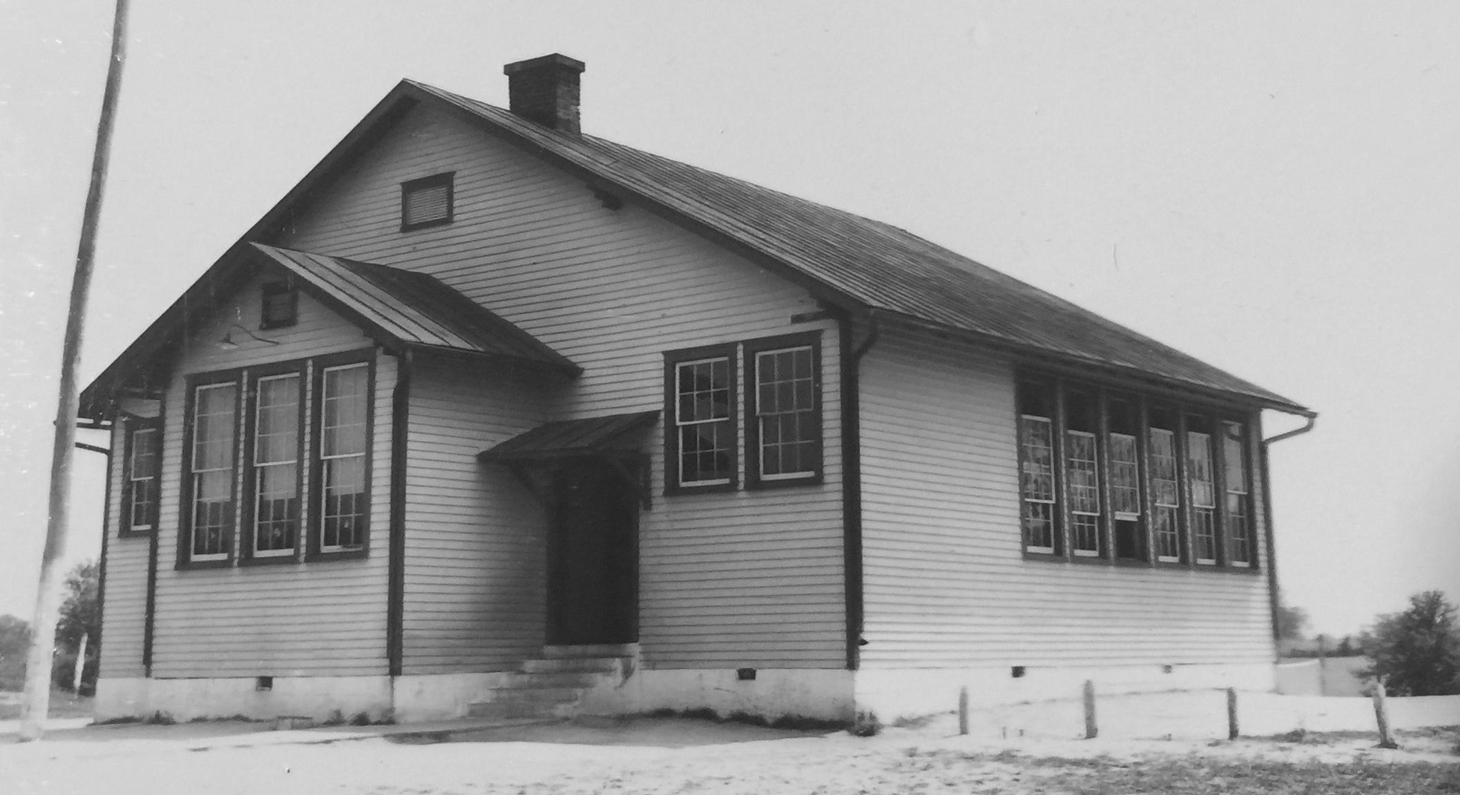 Rosenwald Schools in Virginia MPD