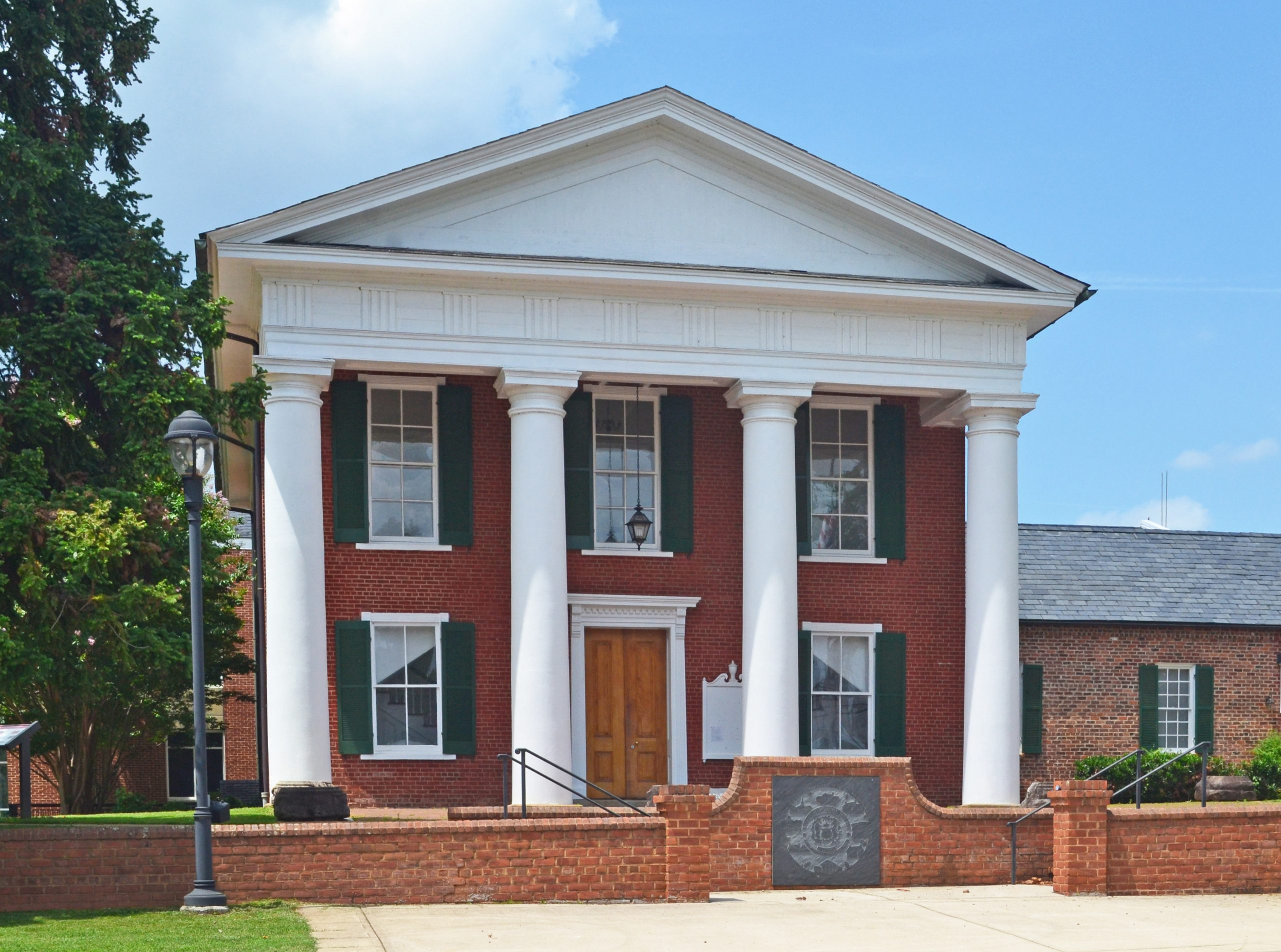 Buckingham Court House Historic District