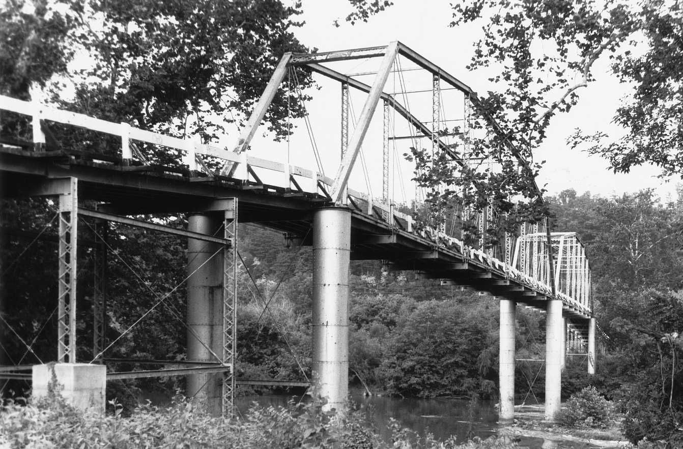 Mansion Truss Bridge
