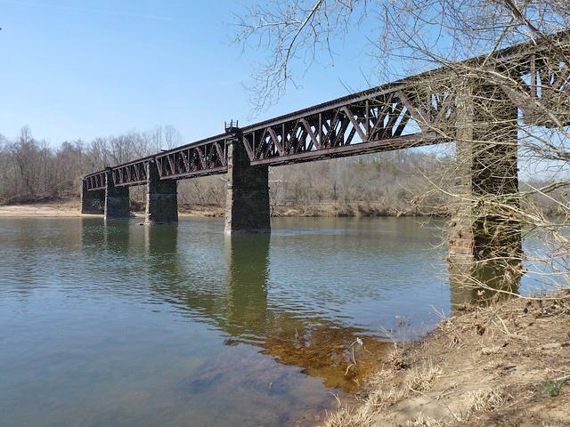 Norfolk Southern Six Mile Bridge No. 58