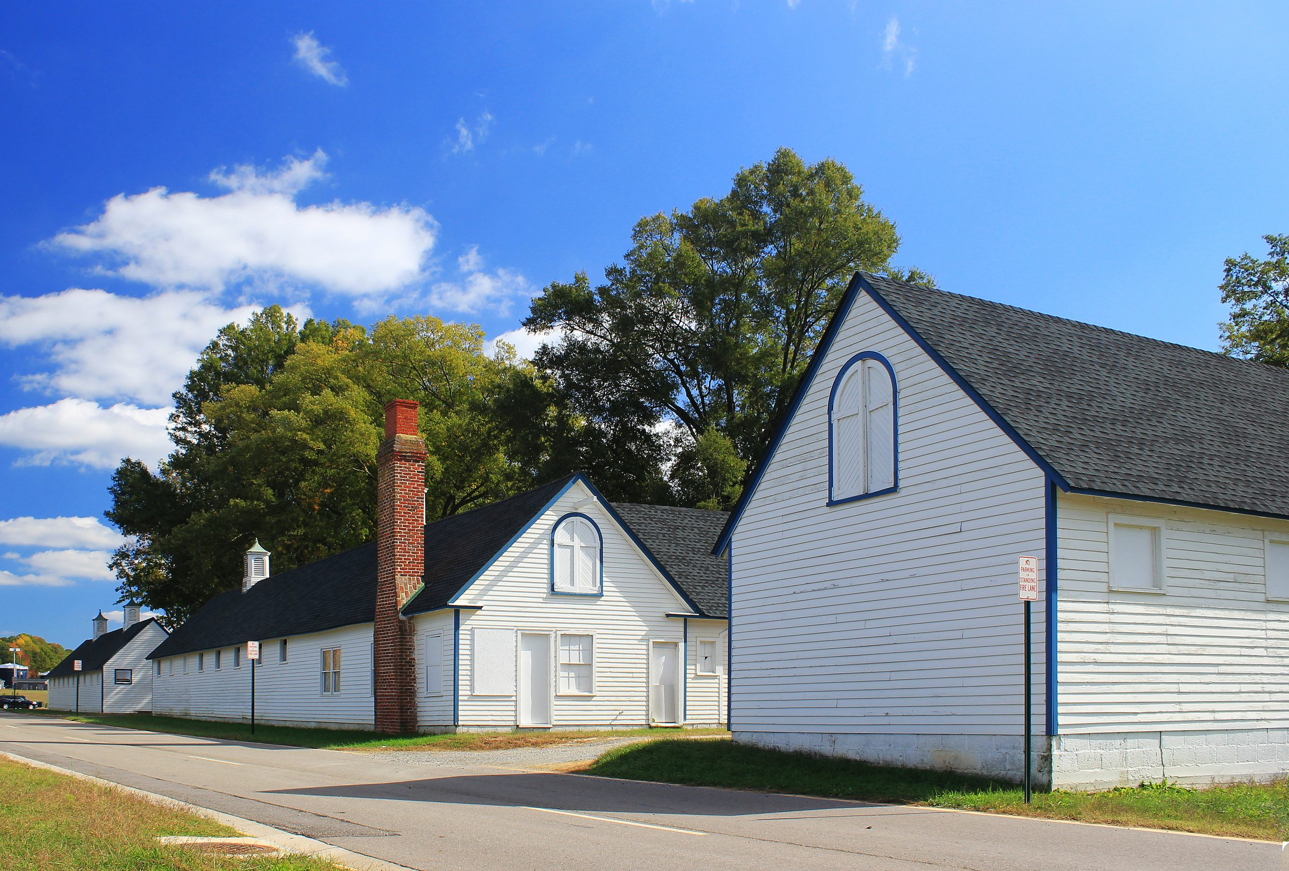 The Meadow Historic District (Meadow Farm)