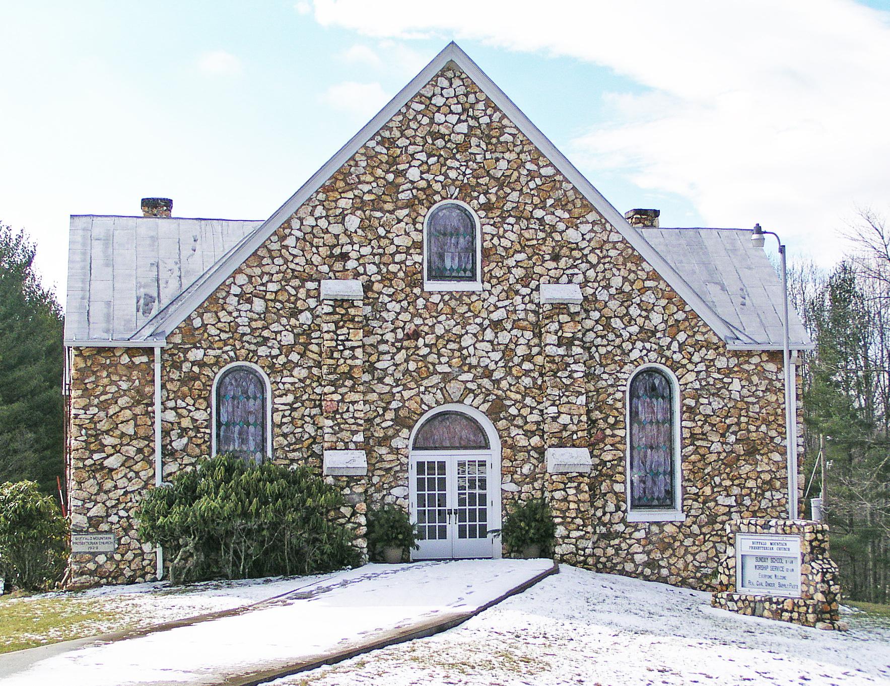 Buffalo Mountain Presbyterian Church and Cemetery