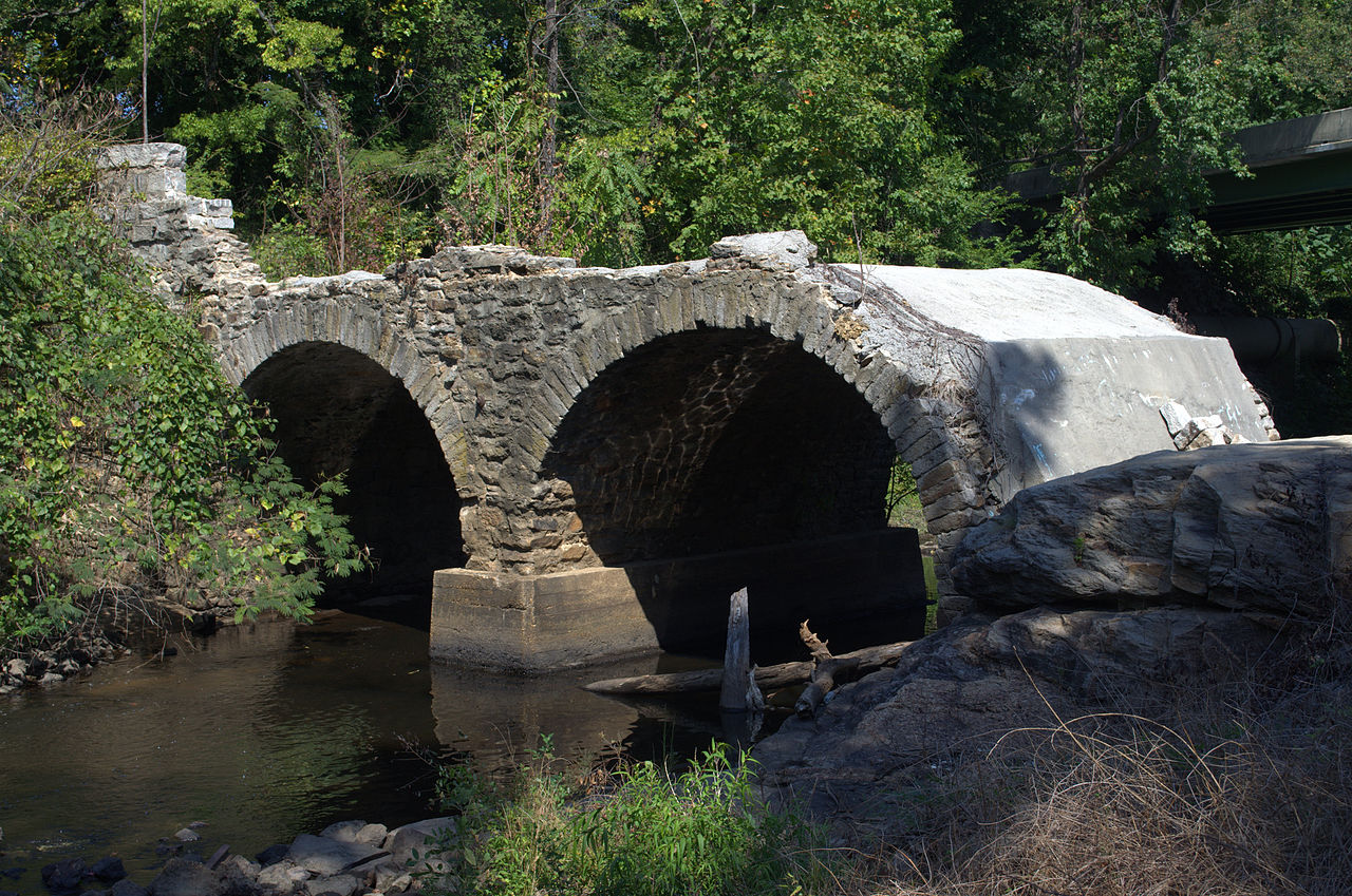 Bridge at Falling Creek
