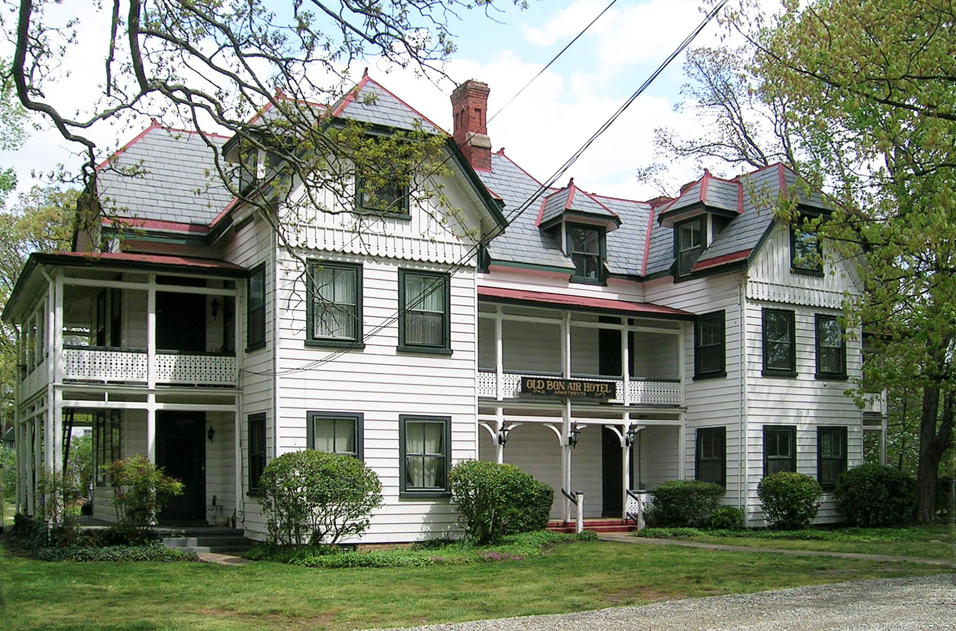 Bon Air Historic District