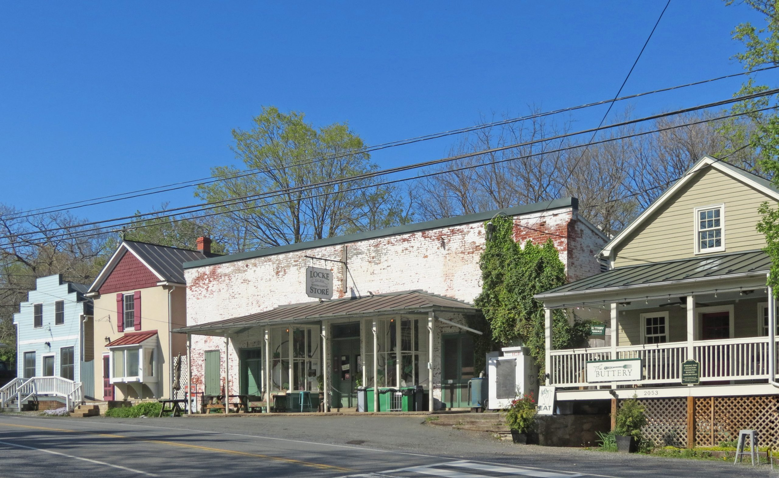 Millwood Commercial Historic District
