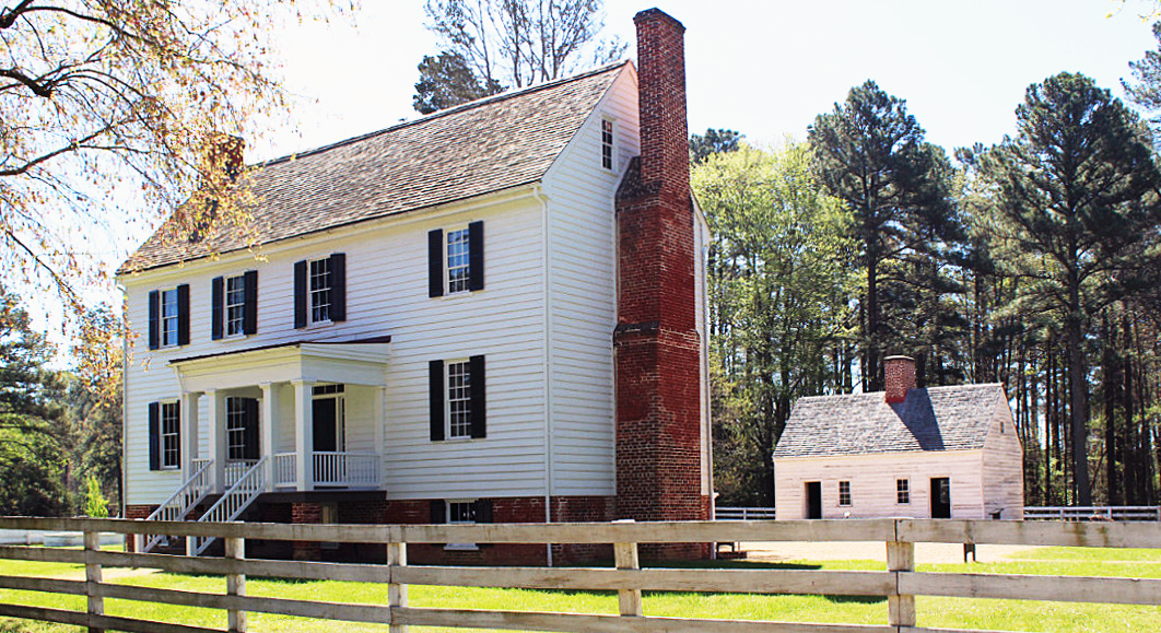 Petersburg Breakthrough Battlefield Historic District at Pamplin Historical Park