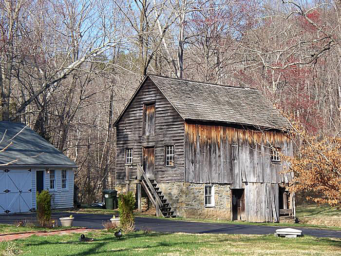 Hope Park Mill and Miller's House