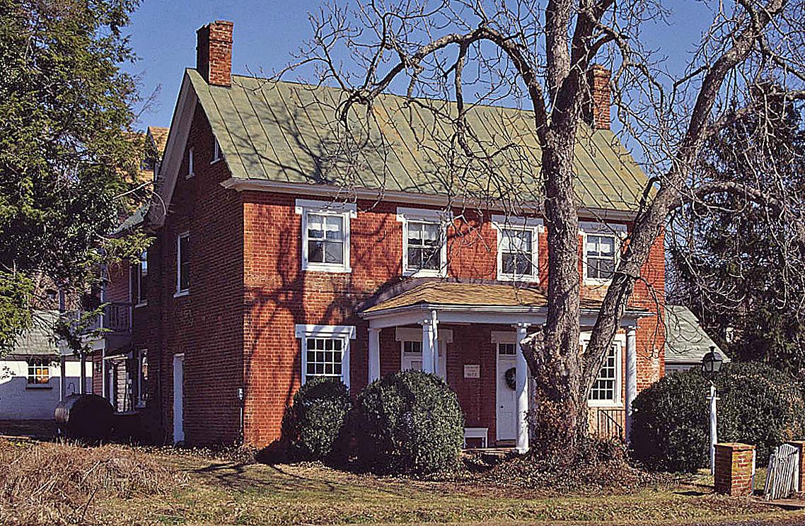 New Baltimore Historic District