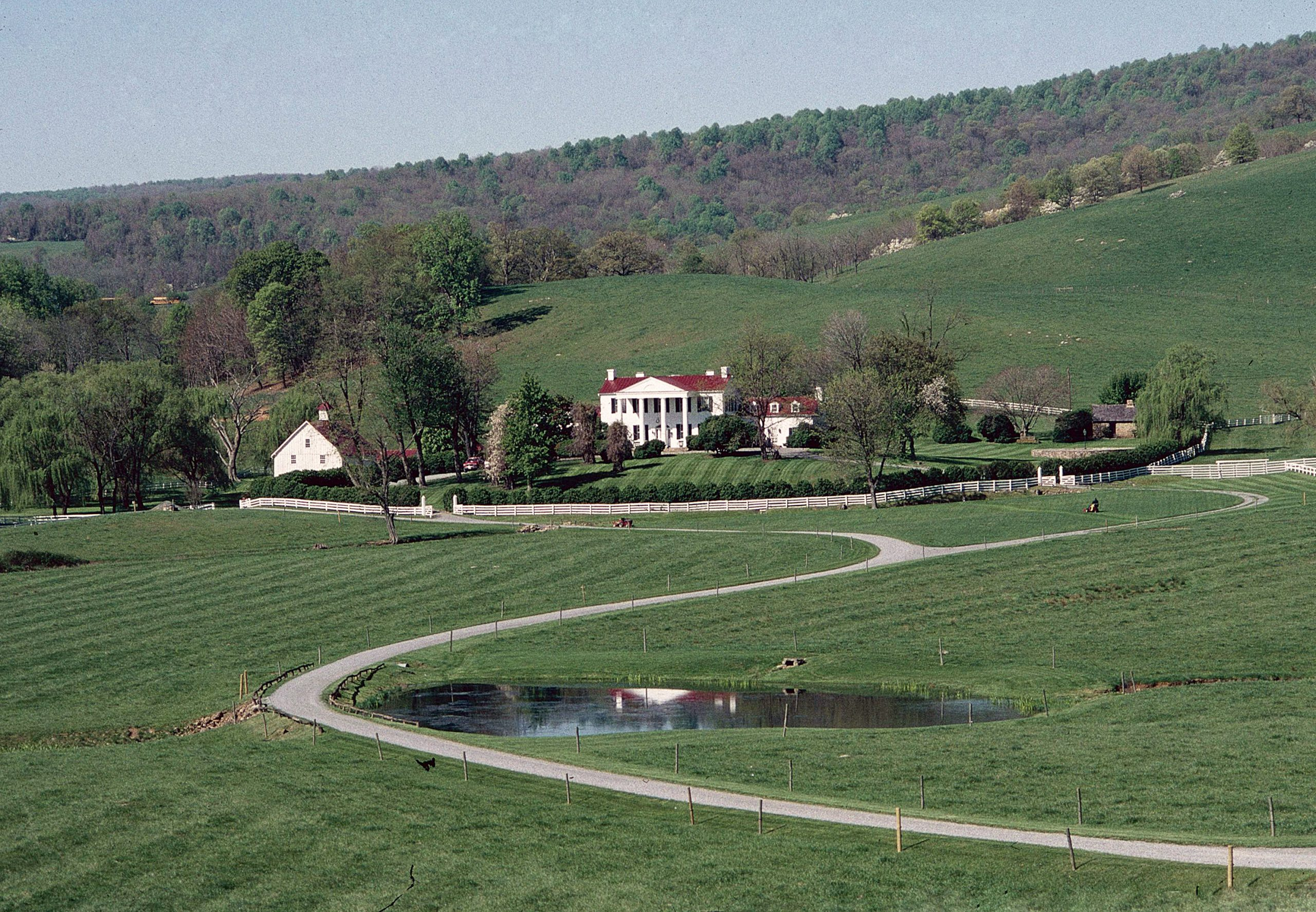 Crooked Run Valley Rural Historic District