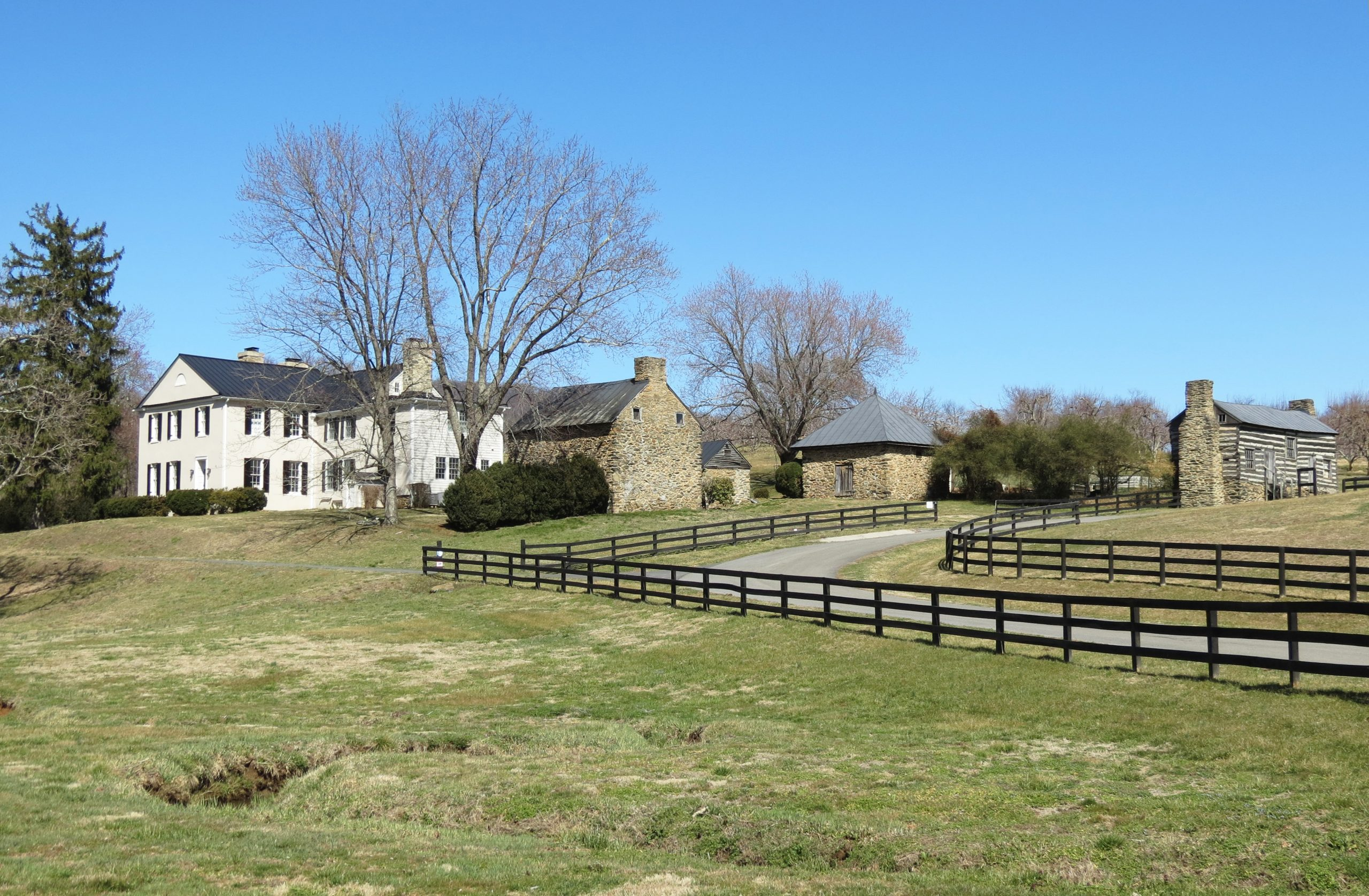Leeds Manor Rural Historic District
