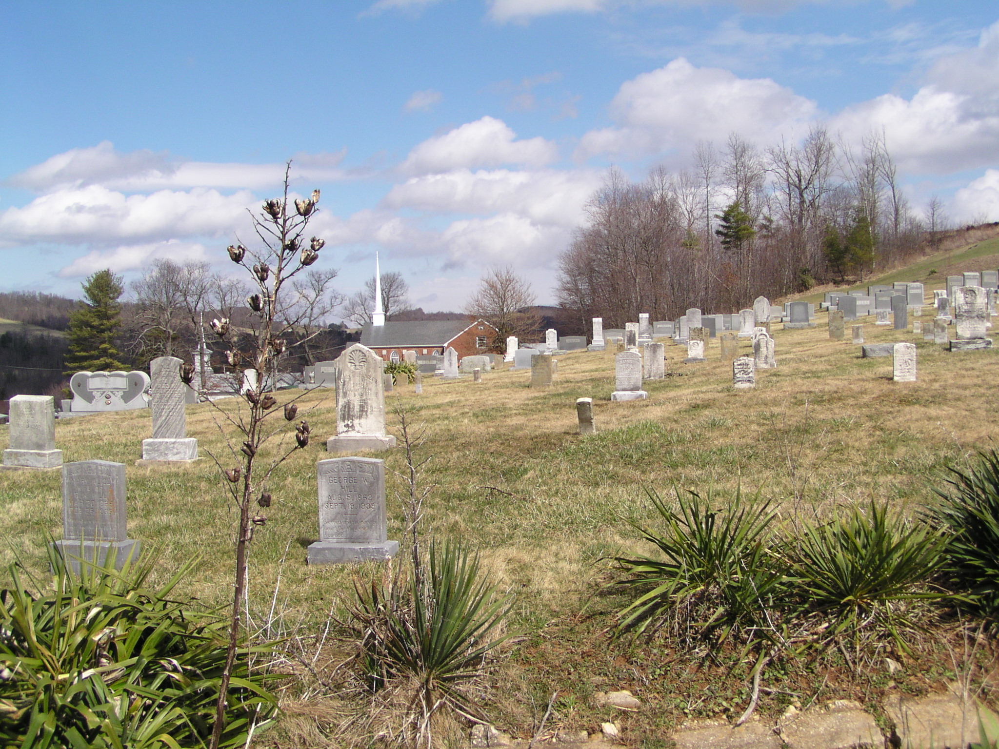 Willis Presbyterian Church and Cemetery