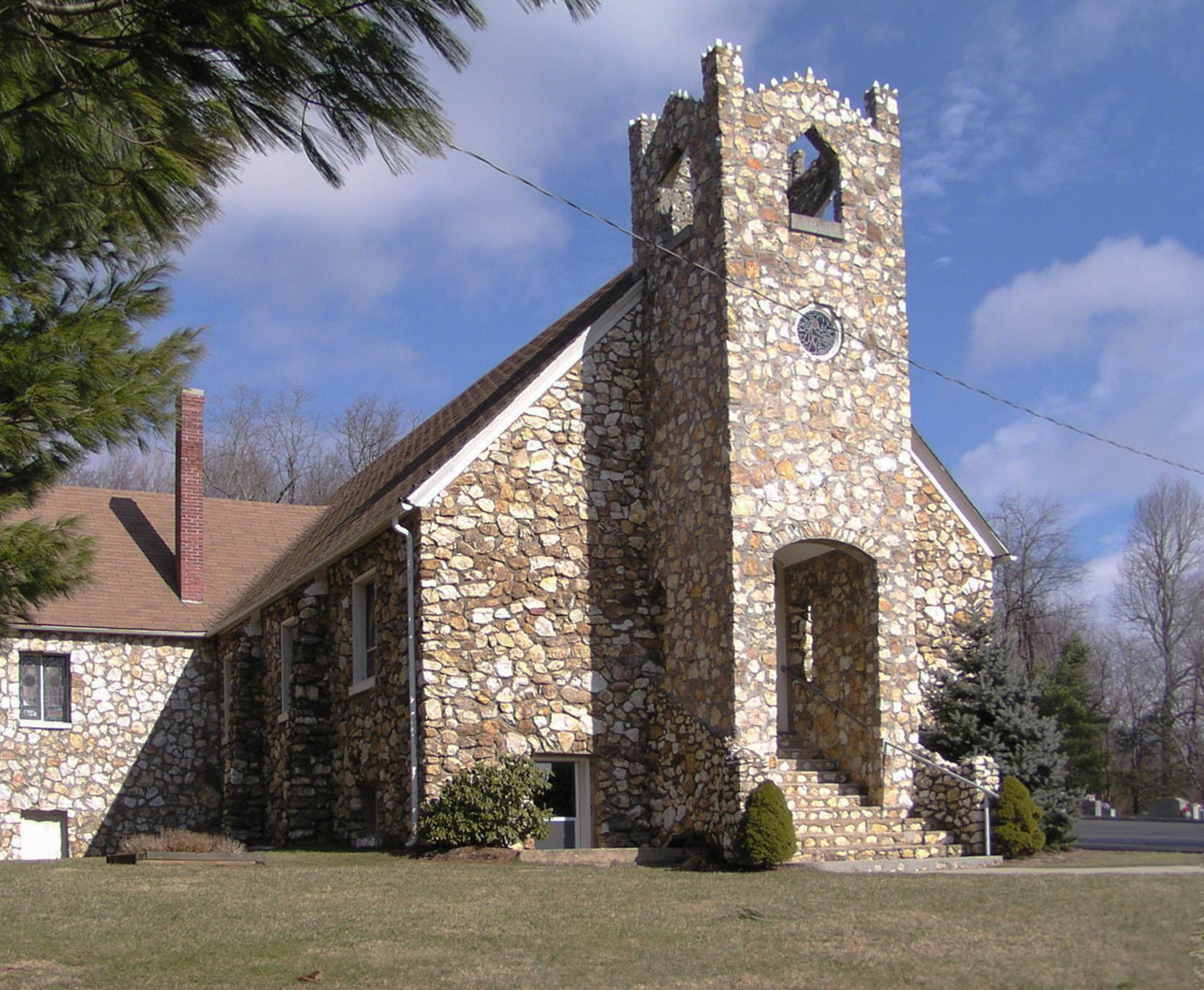 Slate Mountain Presbyterian Church and Cemetery