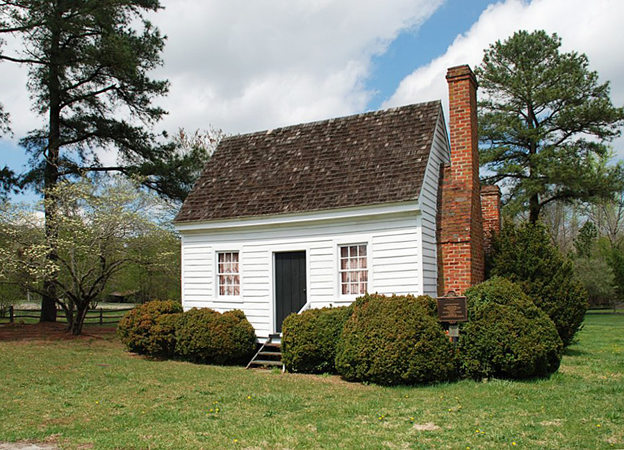 Walter Reed Birthplace