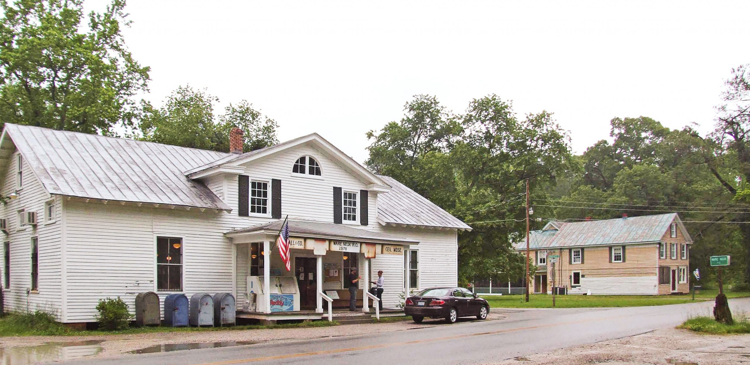 Ware Neck Store and Post Office