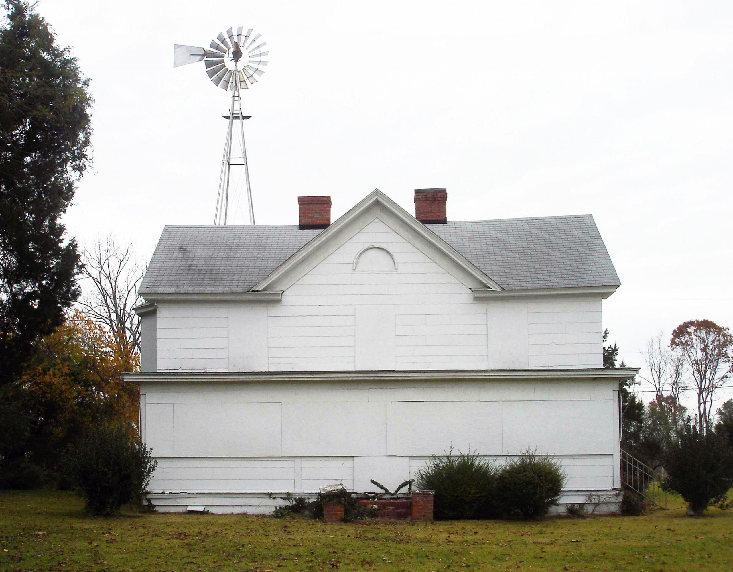 T.C. Walker House