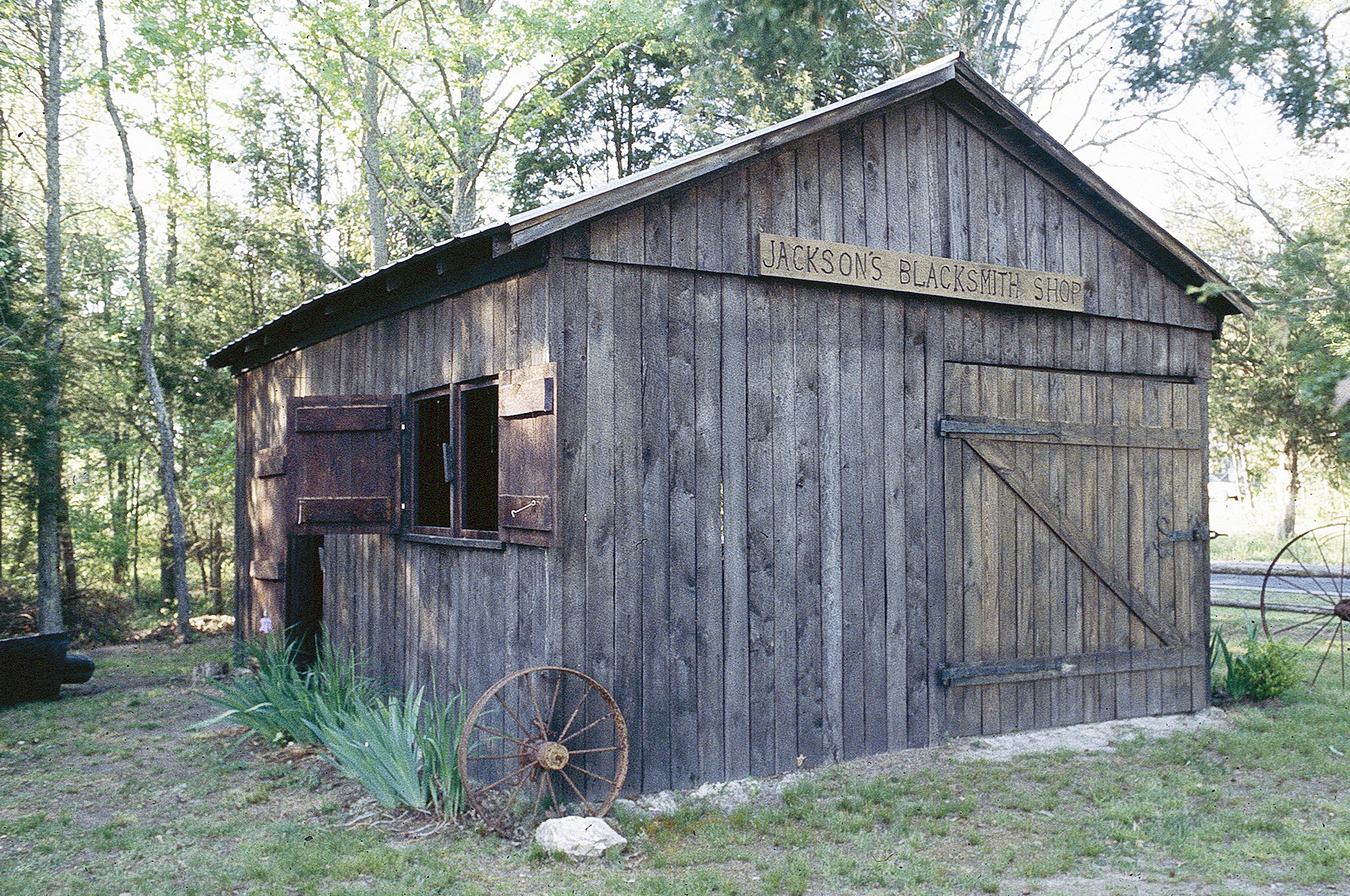 Jackson Blacksmith Shop